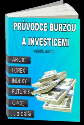 Kniha Průvodce burzou a investicemi ke stažení zdarma